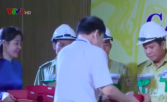 Tập đoàn Điện lực Việt Nam tổ chức Hội thi thợ giỏi năm 2017
