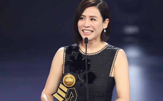 Cát-xê của Tuyên Huyên tăng cao sau khi giành giải Nữ diễn viên được yêu thích của TVB