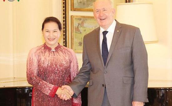 Chủ tịch Quốc hội hội kiến Toàn quyền Australia