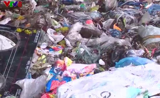 Thừa Thiên - Huế: Lò đốt rác tiền tỷ mới đưa vào sử dụng đã hư hỏng