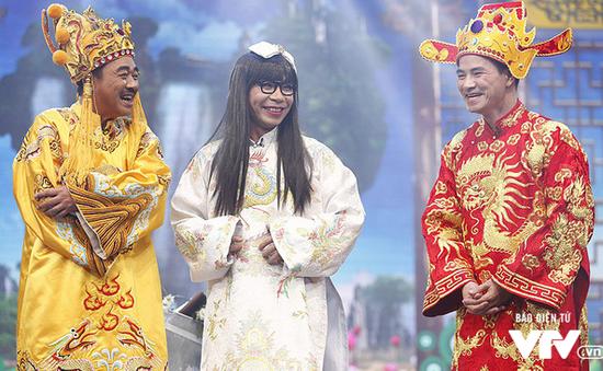 NSƯT Quốc Khánh có tiếp tục đảm nhận vai Ngọc Hoàng ở Táo quân 2018?