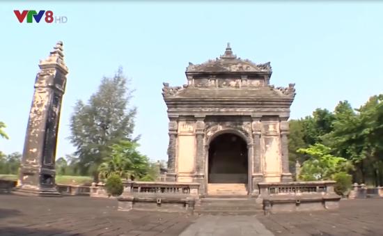 Nghệ thuật chạm khắc đá thời Nguyễn