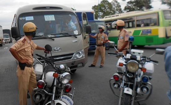 Hơn 1.600 xe khách bị đình chỉ khai thác chuyến vì phạm luật