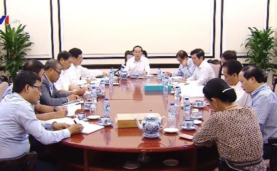 Đảm bảo an toàn tuyệt đối Tuần lễ cấp cao APEC 2017