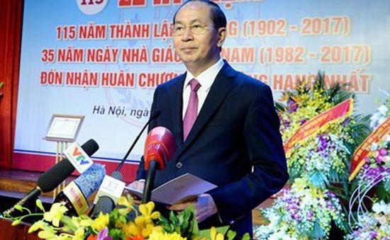 Kỷ niệm 115 năm thành lập trường Đại học Y Hà Nội
