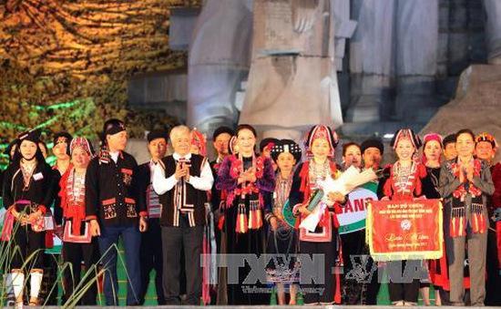 Khai mạc ngày hội Văn hóa dân tộc Dao toàn quốc