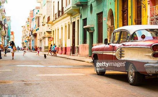 Du lịch tại Cuba khởi sắc