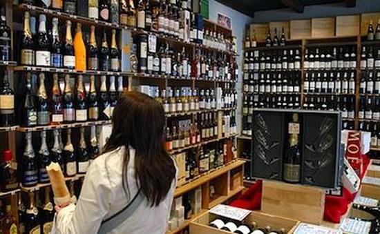 Doanh số bán đồ uống có cồn trên thế giới giảm