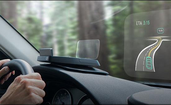 Cửa kính ô tô thông minh - Cuộc cách mạng cho ngành công nghiệp quảng cáo