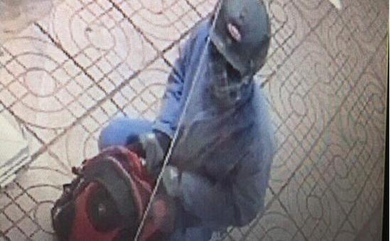 Đối tượng cướp ngân hàng tại Đồng Nai từng có tiền án tội khủng bố