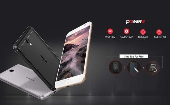 """Điện thoại Power II pin """"trâu"""", bộ nhớ lớn đáng mua hiện nay"""