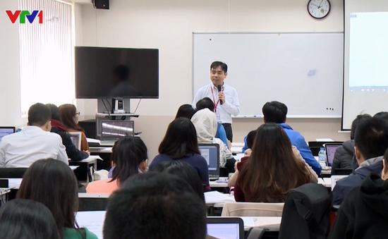 Trường ĐH Việt Nhật tiếp tục tuyển sinh hệ đào tạo thạc sĩ