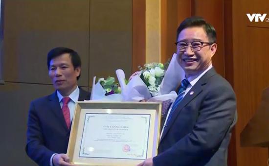 Bổ nhiệm ông Lý Xương Căn là đại sứ du lịch Việt Nam tại Hàn Quốc
