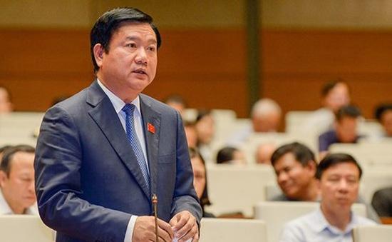 Tạm đình chỉ nhiệm vụ đại biểu Quốc hội đối với ông Đinh La Thăng
