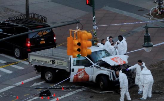 Điều tra vụ khủng bố New York, Mỹ