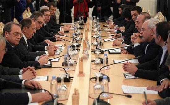 Khởi động đàm phán hòa bình Syria ở Astana, Kazakhstan
