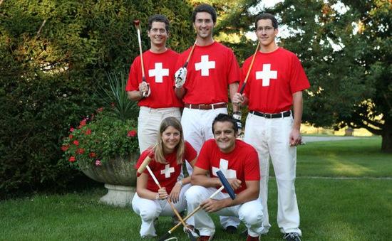 Người dân Thụy Sĩ giàu nhất thế giới