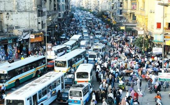 """Bùng nổ dân số tại Ai Cập: """"Mối đe dọa không thua gì chủ nghĩa khủng bố"""""""