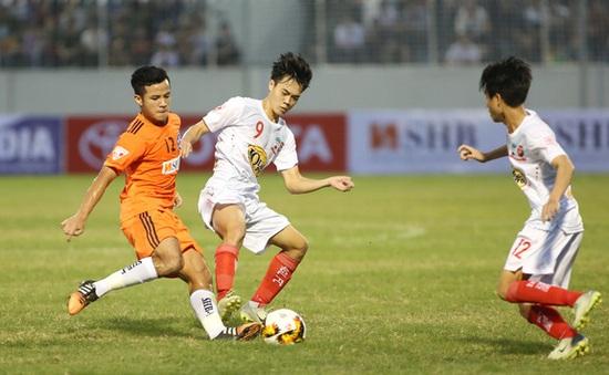 SHB Đà Nẵng 1-0 HAGL: Màn khai sân thuận lợi