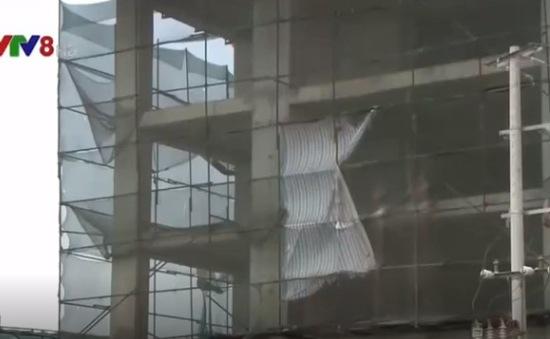 Đà Nẵng: Đình chỉ thi công công trình 9 tầng