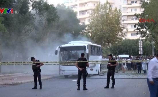 Nổ bom ở miền Nam Thổ Nhĩ Kỳ