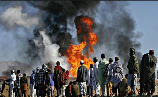 Đánh bom tại Afghanistan, ít nhất 15 người thiệt mạng