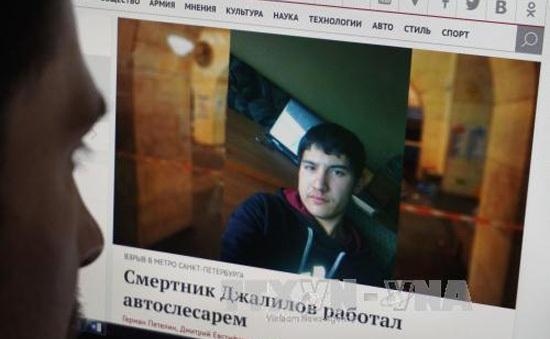 Nga: 3 nghi can đánh bom ở Saint Petersburg bị buộc tội khủng bố