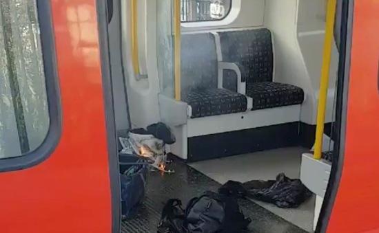 Khủng bố tại ga tàu điện ngầm ở London