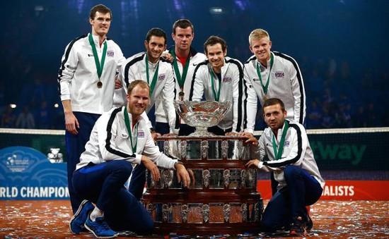 Davis Cup có thể sẽ đổi thể thức vào năm 2019