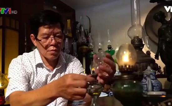 Độc đáo bộ sưu tập đèn dầu của một bác sĩ