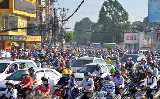 8 dự án giải cứu kẹt xe quanh sân bay Tân Sơn Nhất gặp khó trong triển khai