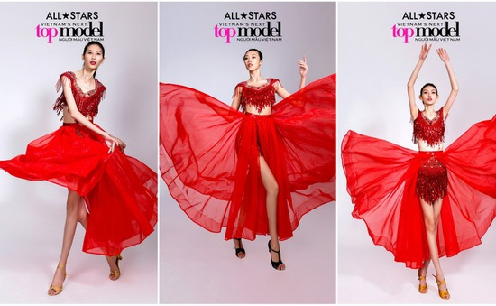 Top 9 Vietnam's Next Top Model bay bổng trong bộ ảnh giải phóng hình thể