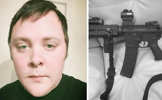 Xung đột gia đình đằng sau vụ xả súng đẫm máu tại Texas, Mỹ