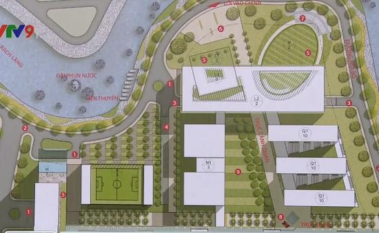 TP.HCM: Khởi công xây dựng Đại học Văn Lang cơ sở 3