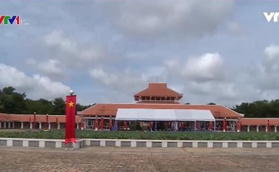 Khu di tích lịch sử cách mạng tỉnh Long An: Tái hiện chân thực vùng căn cứ xưa