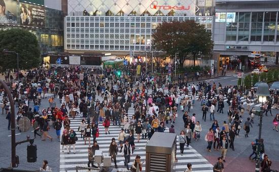 Người dân Nhật Bản ngày càng thích đi bộ