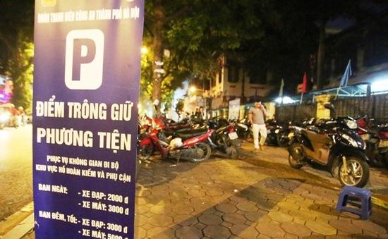 Hà Nội bố trí 39 điểm trông giữ xe đêm giao thừa