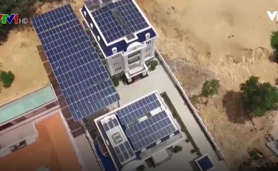 Việt Nam có nhiều thuận lợi để phát triển điện mặt trời