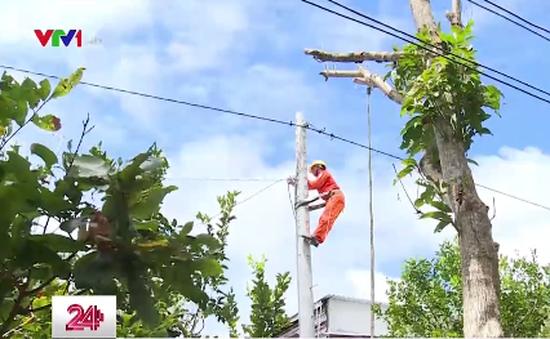 Ngành điện nỗ lực xóa 65.000 hộ dân sử dụng điện tạm