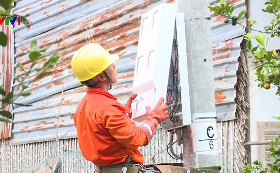 Hoàn chỉnh hệ thống tiếp nhận và giải quyết yêu cầu sử dụng điện trực tuyến