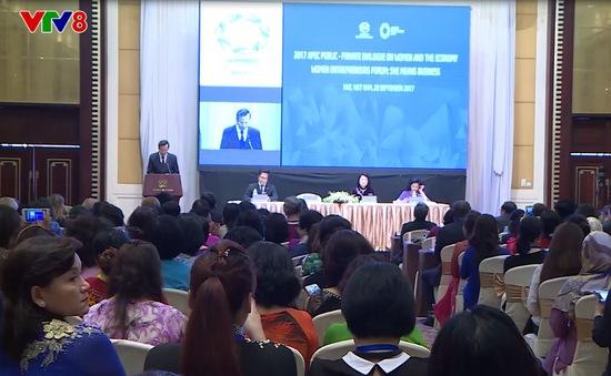 Khai mạc Diễn đàn Phụ nữ và Kinh tế APEC năm 2017