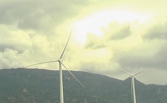 Công trình điện gió Đầm Nại - Ninh Thuận đã hòa lưới điện quốc gia