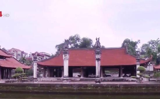 Đình cổ Tây Đằng - Di sản vô giá của các thế hệ người Việt
