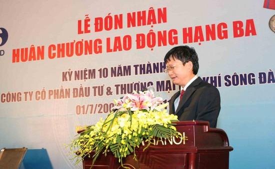 Khởi tố, bắt tạm giam Giám đốc Công ty Sông Đà Đinh Mạnh Thắng