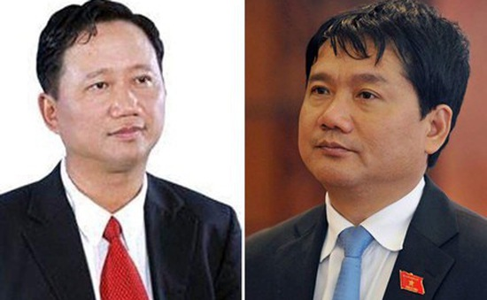 Cáo trạng truy tố ông Đinh La Thăng và Trịnh Xuân Thanh