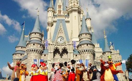 Disney tăng giá vé tại các công viên giải trí ở Mỹ