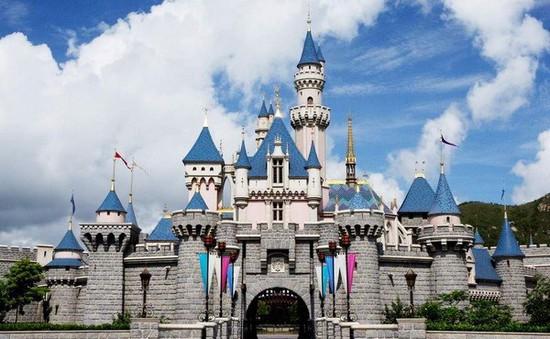 Phát hiện bưu kiện khả nghi tại Disneyland Hong Kong