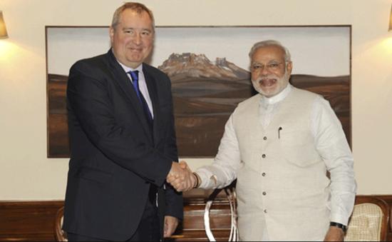 Nga - Ấn độ tăng cường hợp tác