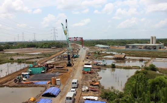Đẩy nhanh tiến độ đường cao tốc Đà Nẵng - Quảng Ngãi