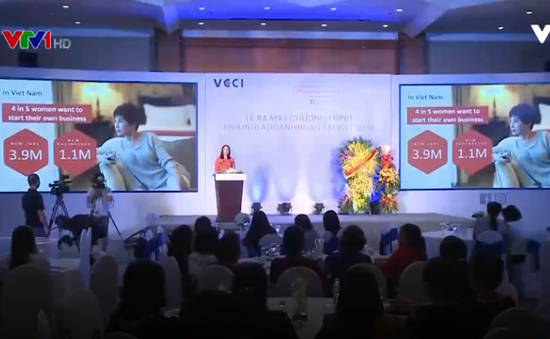 80% phụ nữ Việt Nam muốn mở doanh nghiệp riêng